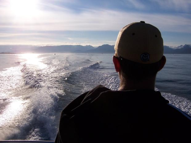 Justin, Kachemak Bay, Alaska